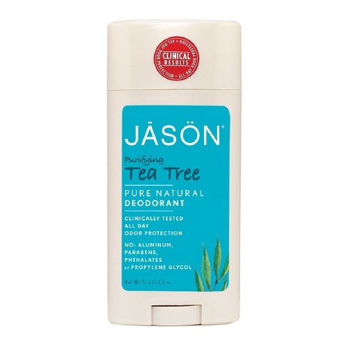 Jason Natural Products Tea Tree Deodorant Stick, 2.5 Ounce - 6 per case. ()
