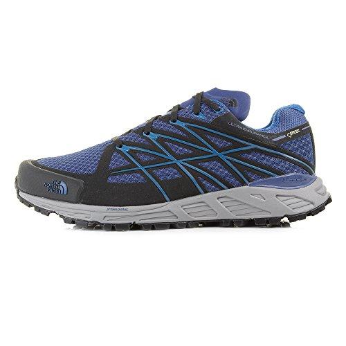 North Face M Ultra Endurance Gtx - Zapatillas de running Hombre Blu (Limgsblu/Bluqtz)