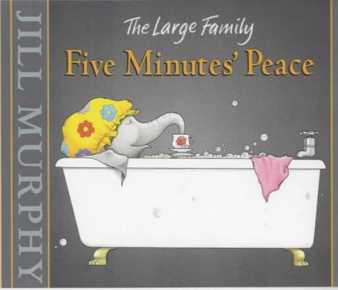 Read Online Five Minutes' Peace pdf epub
