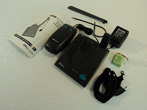 GN Netcom MPA Satellite Wireless Headset Amplifier Gray 8836-81-01 (Headset Gn Amplifier Netcom)