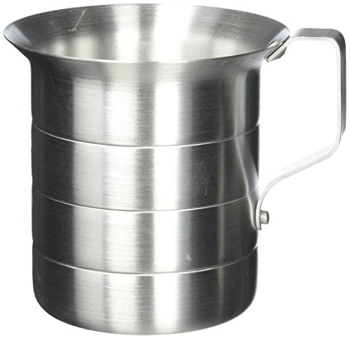 Crestware 1-Quart Aluminum Liquid Measures (Aluminum Liquid Measure)