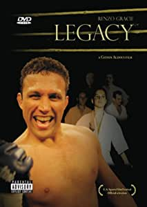 Renzo Gracie Legacy DVD