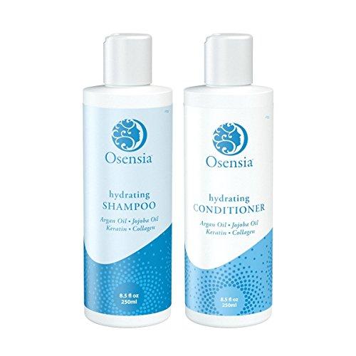 Argan Shampoo Conditioner Color Treated