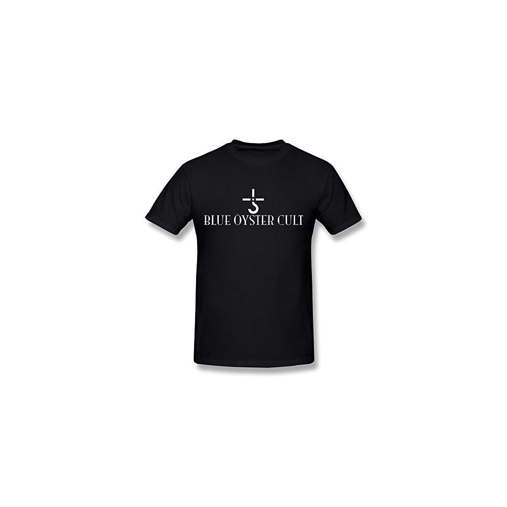 Blue Oyster Cult Logo Camiseta
