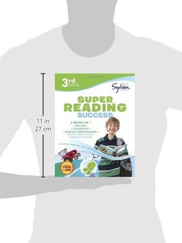 Workbook 3 grade worksheets : Amazon.com: 3rd Grade Super Reading Success: Activities, Exercises ...