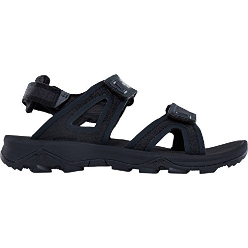 The North Face W Hedgehog Sandal II - Sandalias Deportivas Mujer TNF BLACK/VINTAGE WHITE