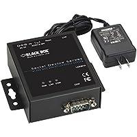 Black Box LES301A-KIT 1-Port 10/100 Device Server - RS-232/422/485