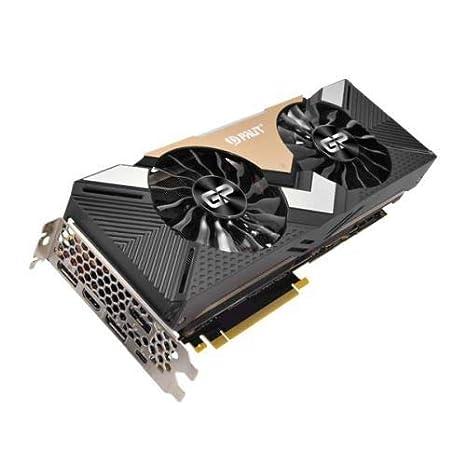 Palit NE6208T020LC-150A - Tarjeta gráfica (GeForce RTX 2080 ...