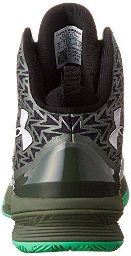Under Armour Clutchfit Drive 3 - downtown green / black