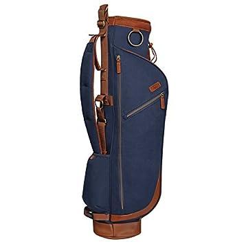 Bolsa de viaje para golfistas, color azul marino: Amazon.es ...