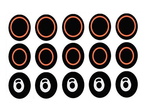 5 Sets TFV12 Baby Prince Oring Silicone Seals Gasket O Rings Rubber Bands (5 Sets TFV12 Baby Prince Oring) ()