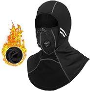 CbRSPORTS Balaclava Winter Ski Mask Winter Full Face Mask Fleece Windproof for Men Women Motorcycle Cycling Sk
