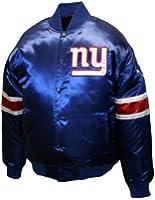 NFL Men's New York Giants Prime Satin Jacket