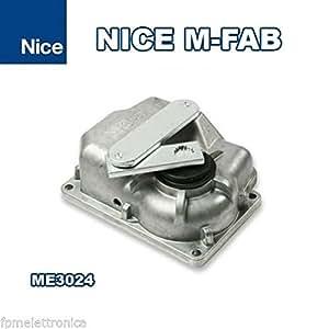 ME3024 NICE automatización PUERTA Motor Para puertas batientes con hojas de hasta 3,5 m