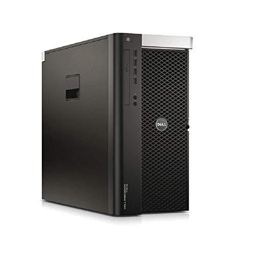 Dell Precision T7610 Workstation E5-2640 Six Core 2.5Ghz 16GB 500GB K600 Win 7 Pro (Certified Refurbished) (Dell Win 7)