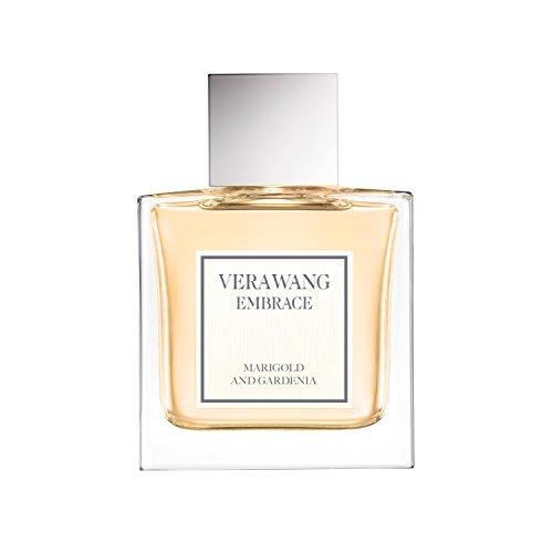 Vera Wang Embrace Eau de Toilette Marigold and Gardenia Scent 1 Fluid Oz. Women's Cologne Dreamy, Floral and Warm Fragrance ()