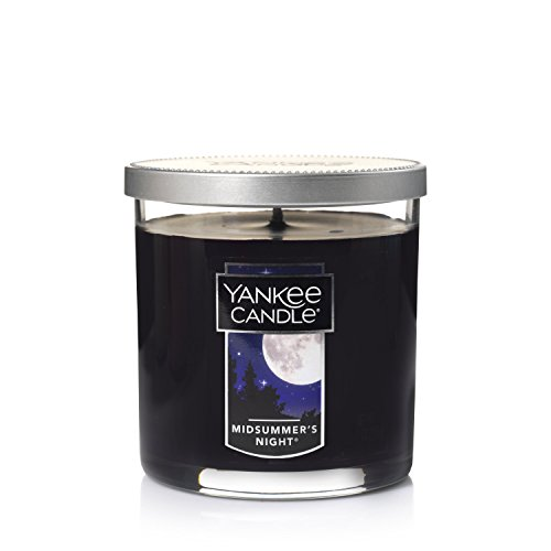 Yankee Candle Small Tumbler Candle, MidSummer's - Candle Musk
