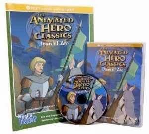 Joan of Arc Interactive DVD