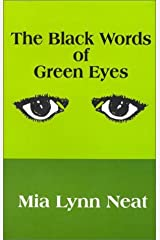 The Black Words of Green Eyes Paperback