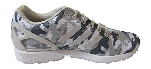 Men's adidas Cblack B24390 Flux Peagre Ftwwht Trainers T5g1v