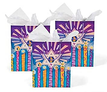 Amazon.com: Hanukkah bolsas de regalo: Health & Personal Care
