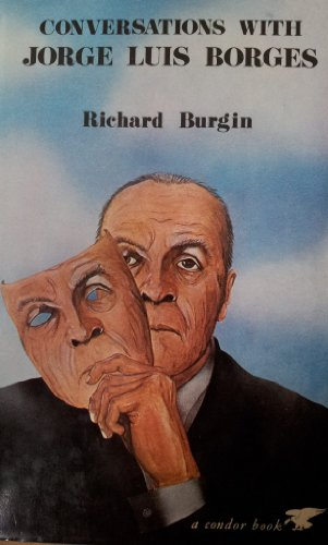 book cover of Conversations with Jorge Luis Borges