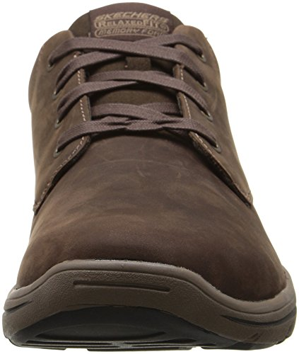 Harper Skechers 64857 Marrone Uomo Skees Scarpe Chocolate xS6qw1S4