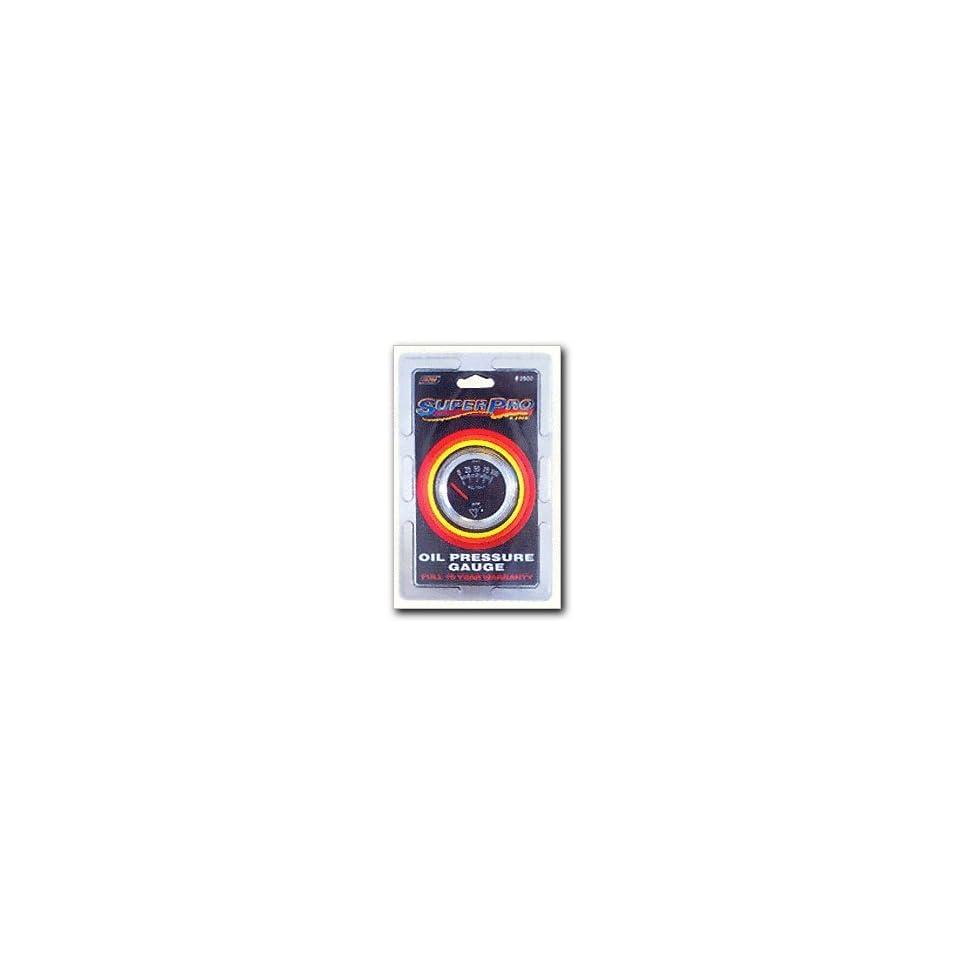 Make Wave Instruments 2600 Electric Oil Pressure Gauge  Sender included