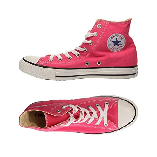 Converse Chuck Taylor Hi Pink Paper High-Top Fashion Sneaker - 9M / 7M