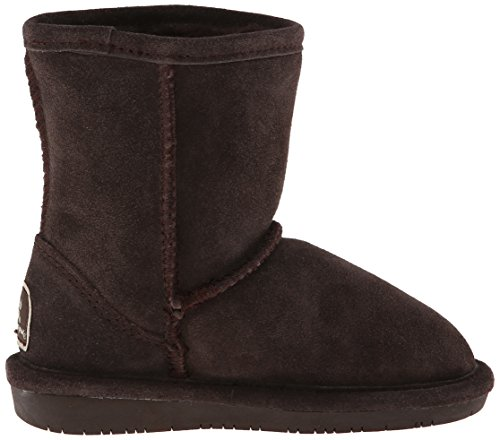 Pictures of BEARPAW Emma 608T Shearling Boot (Toddler) black 3