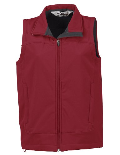 Tri Mountain 3-Layer Bonded Waterproof Vest w/Fleece Lining. 6410 Zeal