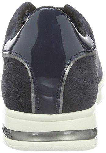 Dk Donna D Geox Blau Navyc4021 Sneaker A Jaysen xfgIIwqYZ