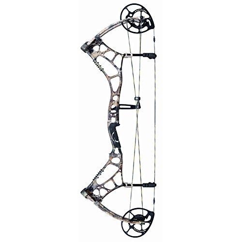 Bear Archery Agenda 6 Compound Bow Left Hand 50-60 lb 25.5-30 Draw Length Realtree APG Camo