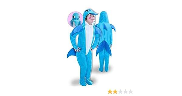 Disfraz de Delfín para niños: Amazon.es: Juguetes y juegos