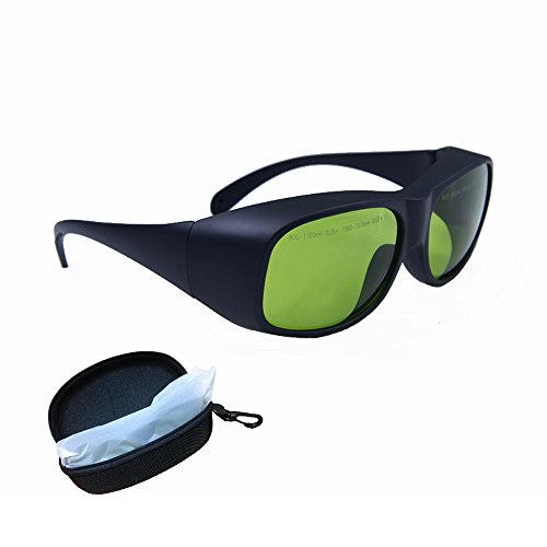 808nm, 980nm, 1064nm ,Absorption Type of Laser Protective Glasses Diode, Nd:yag Laser Protection Glasses Multi Wavelength Laser Safety - Laser Sunglasses