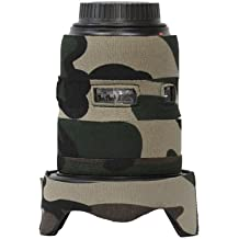 LensCoat lc24702fg Lens Cover for Canon 24-70L 2.8 II (Forest Green Camo)