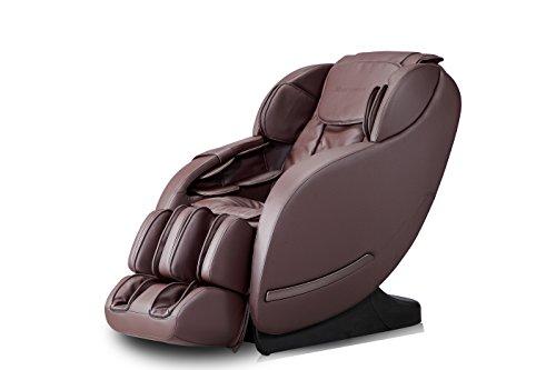 Total Rest Magnetic Massage Heat (Electric Full Body Shiatsu Massage Chair Foot Roller Zero Gravity w/Heat)