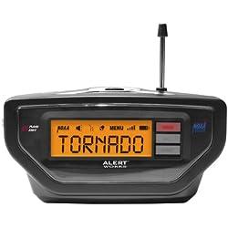 Table Top Weather Radio, Black