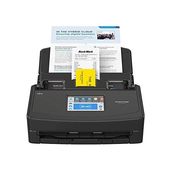 Fujitsu ScanSnap iX1500 Duplex Scanner