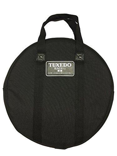 (Humes & Berg TX629 10-Inch Tuxedo Tambourine Bag)