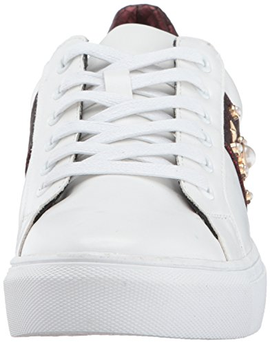 Sneaker Steve STEVEN Women's Madden White Fashion by Multi Cory YRB7qnBTxA