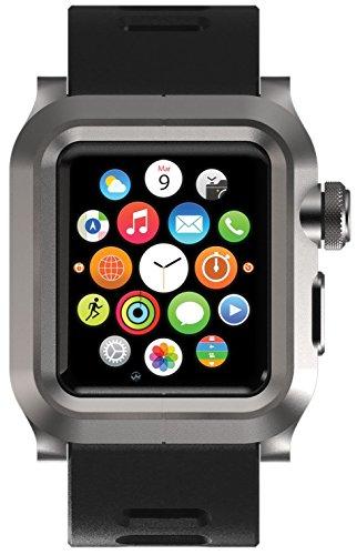 san francisco e4e43 32b12 LUNATIK EPIK Aluminum Case and Silicone Strap for Apple Watch ...