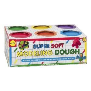 toy-game-alex-toys-super-soft-modeling-dough-colors-include-red-blue-green-purple-yellow-and-orange