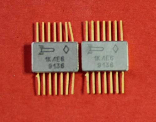 564LE6 analoge CD4002A IC/Microchip USSR 2 pcs