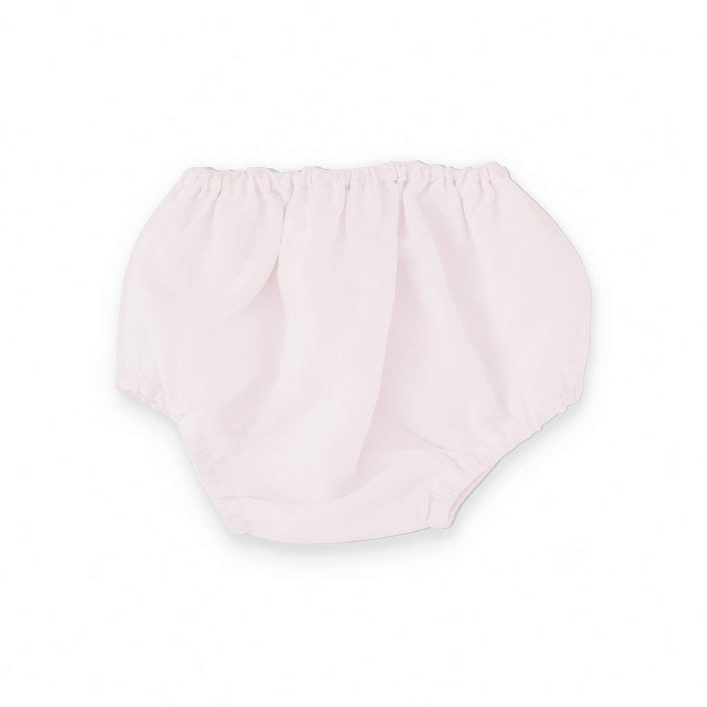 Louelle. Bloomer | Blossom Pink Linen