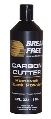 Break-Free CAC-4 Carbon Cutter Squeeze Bottle, 4-Ounce/120ml by BreakFree