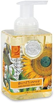 Michel Design Works Sunflower Foaming Soap, 17.8-Ounce