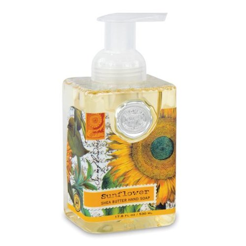 Michel Design Works Sunflower Foaming Soap, 17.8-Ounce ()