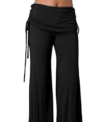 EASTDAMO - Pantalón - para mujer negro