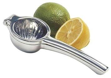 Nos Stock Norpro – Cítricos Exprimidor de acero inoxidable limón Exprimidor Exprimidor Cocina 5.0 basado en